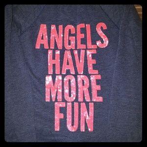 Victoria's Secret Tops - VS ANGELS HOODIE